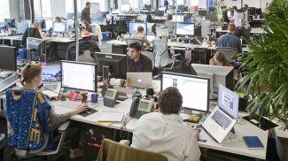 Офис Facebook в Калифорнии, США. Фото EPA-EFE