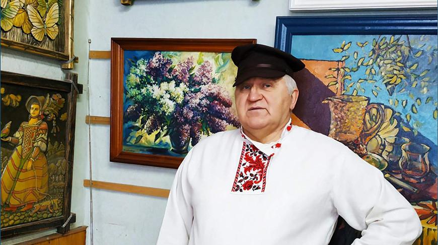 Виктор Горбачев. Фото Витебского областного методического центра народного творчества