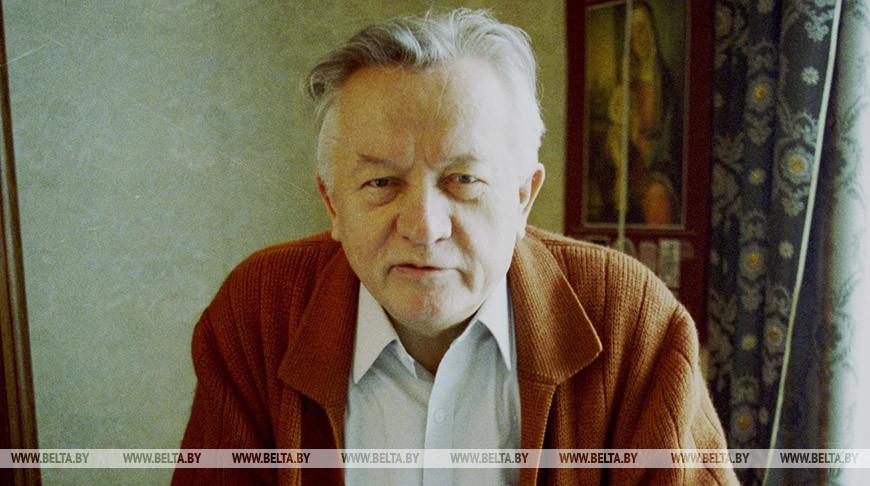 Иван Шамякин. Фото из архива