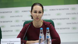 Наталья Хвир