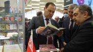 Головченко: можно быть уверенным, что интерес людей к книге живет