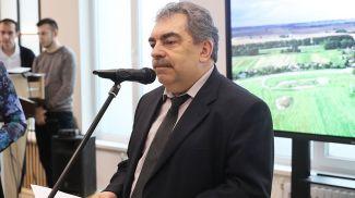 Александр Бадак. Фото из архива