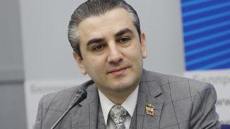 Хамед Байрамзадех. Фото из архива