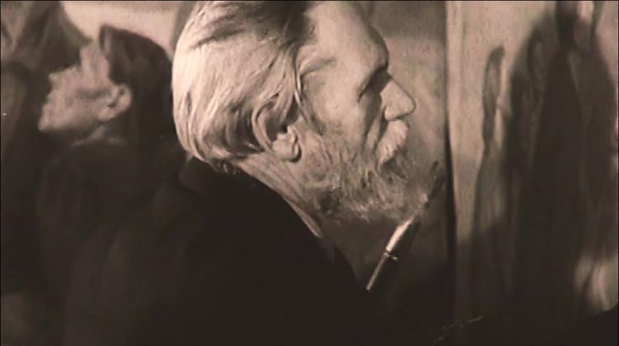 Валентин Волков. Кадр из документального фильма  СТВ