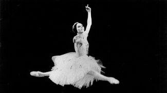 Людмила Бржозовская. Фото Большого театра
