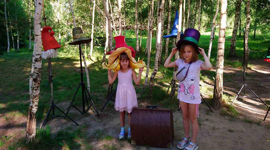 Могилевский областной театр кукол анонсировал спектакли насвежем воздухе