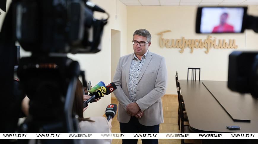 Гендиректор киностудии «Беларусьфильм» Владимир Карачевский рассказал об особенностях организации и проведения в этом году «Лiстапада».