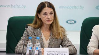 Людмила Монакова