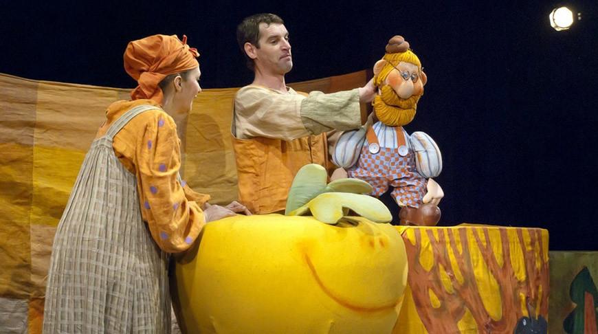 Фото Бресткого театра кукол