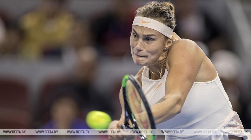 Белорусские теннисисты откроют сезон на турнирах в Абу-Даби и Анталии
