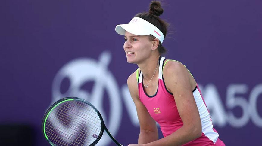 Вероника Кудерметова. Фото  Getty Images