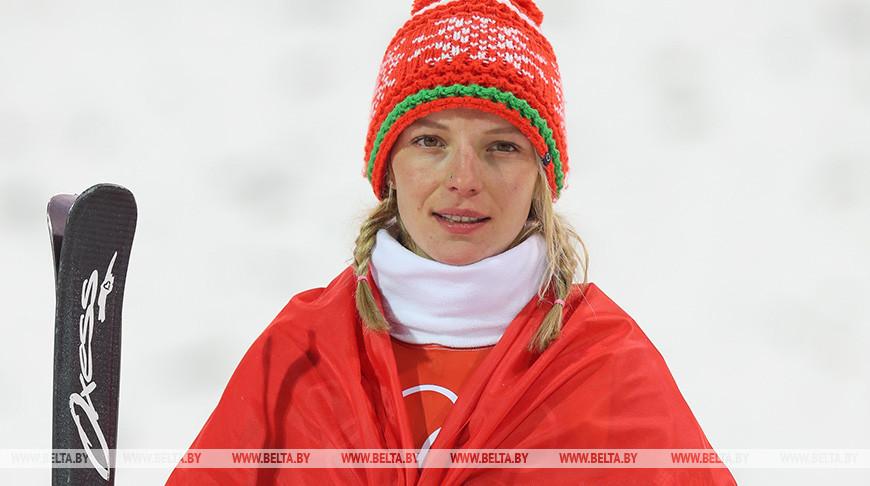 Анна Гуськова. Фото из архива