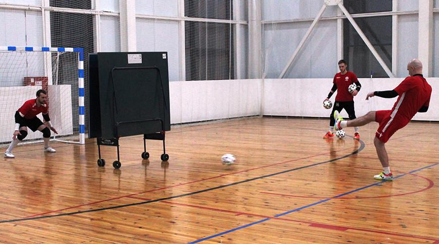 Фото Белорусской ассоциации мини-футбола
