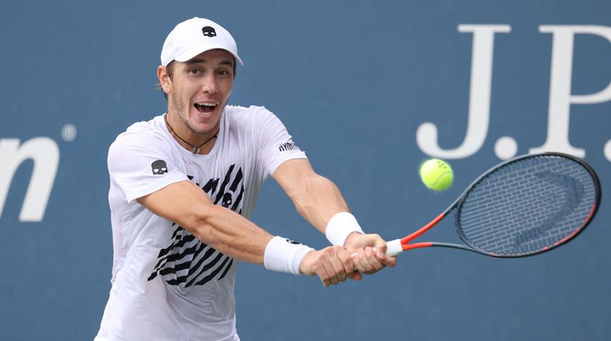 Белорусский теннисист Егор Герасимов пробился во второй раунд Australian Open