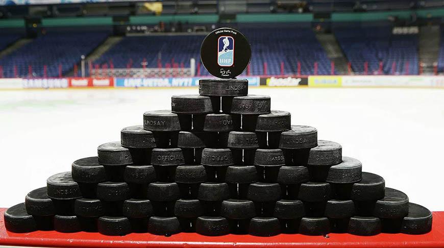 Фото официального твиттера IIHF