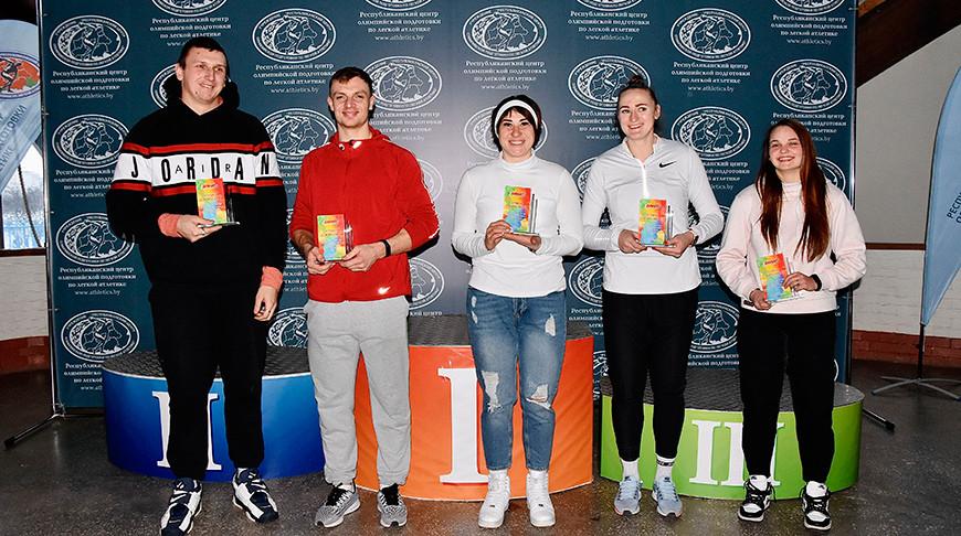 Определились призеры второго дня Кубка Беларуси по длинным метаниям