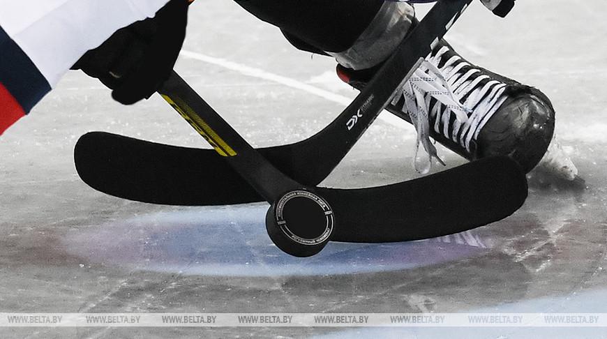 Хоккеисты юниорской сборной Беларуси одержали победу над молодежной командой Венгрии