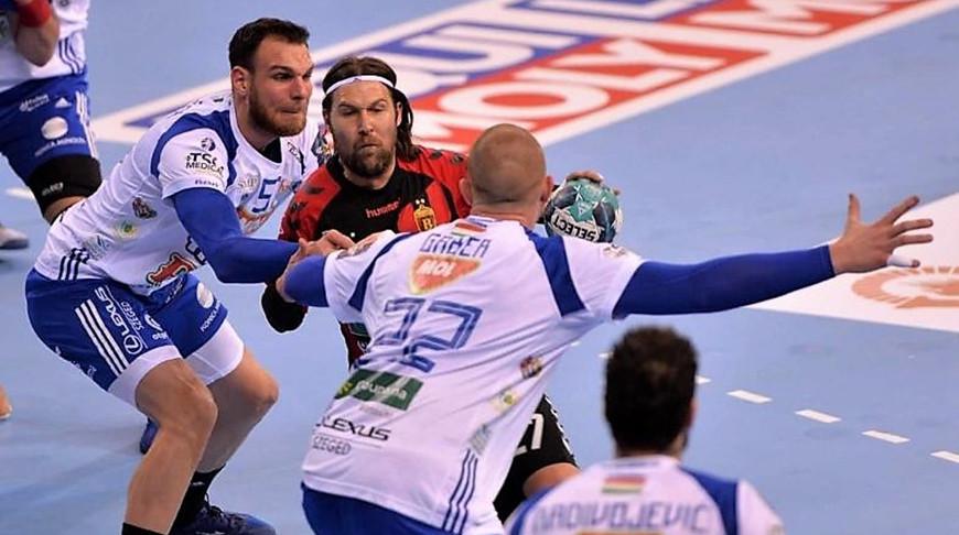 Венгерский 'Пик' победил 'Вардар' в матче гандбольной Лиги чемпионов