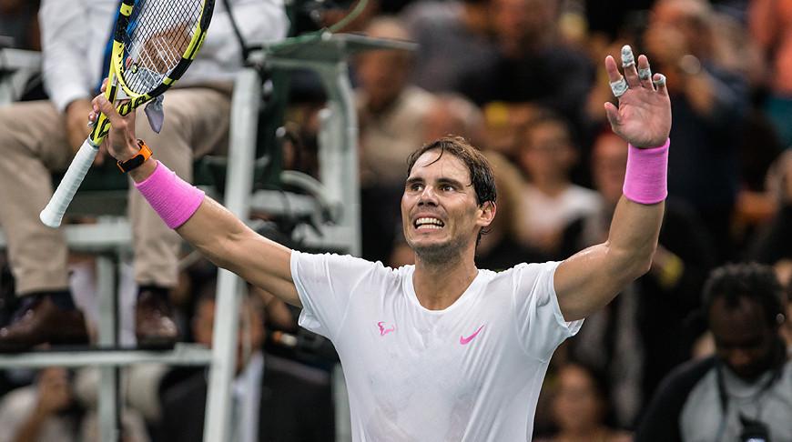 Надаль, Медведев и Рублев вышли в четвертьфинал Australian Open