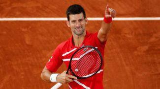 Новак Джокович. Фото essentiallysports.com
