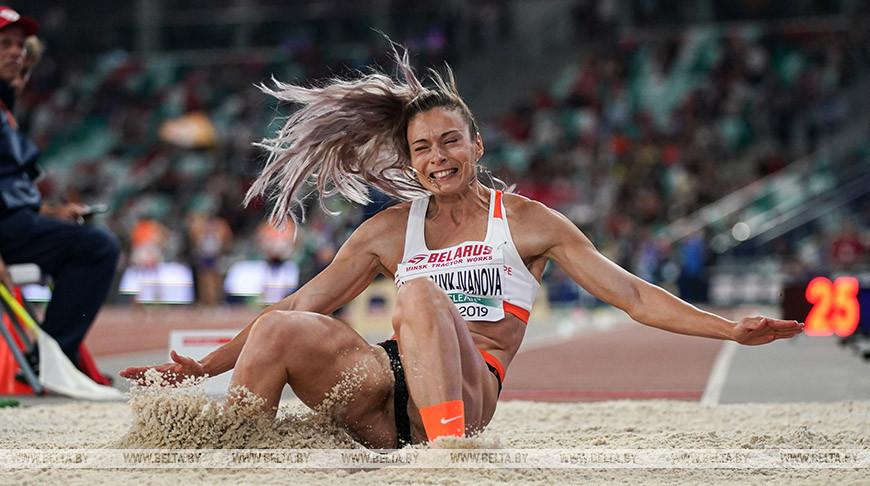 Анастасия Мирончик-Иванова. Фото из архива