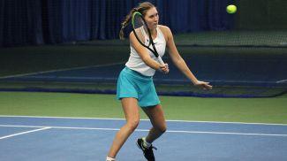 Юлия Готовко. Фото tennis.by