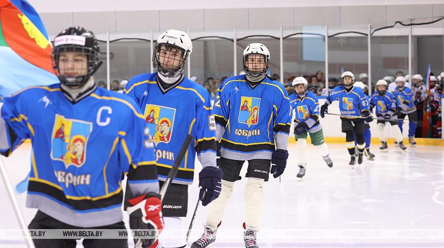 В Минске стартовал финальный турнир 'Золотой шайбы' в старшей возрастной группе дивизиона А