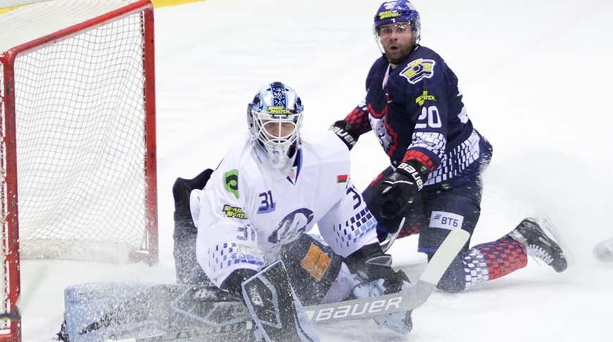 Хоккеисты жлобинского 'Металлурга' с победы стартовали в четвертьфинале плей-офф чемпионата Беларуси