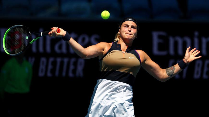 Арина Соболенко. Фото Reuters