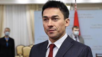 Дмитрий Басков. Фото из архива
