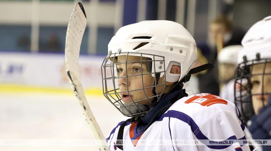 Финал 'Золотой шайбы' в младшей возрастной группе дивизиона А пройдет в Бобруйске