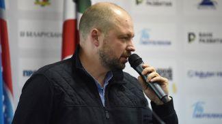 Андрей Парфимович. Фото hcdinamo.by
