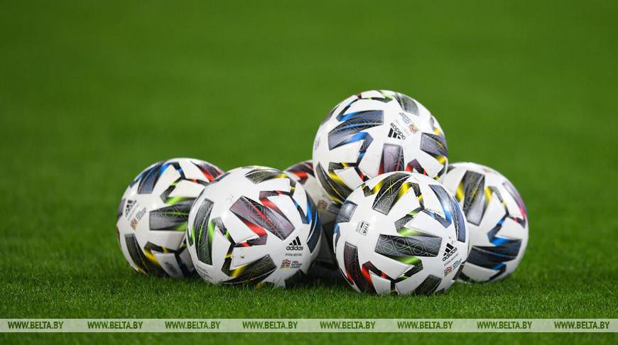Литовские арбитры рассудят матч футболистов Беларуси и Бельгии