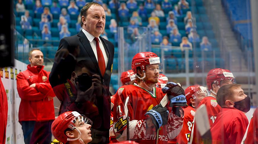Фото Федерации хоккея Беларуси