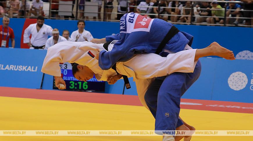 Марина Слуцкая заняла 7-е место на турнире по дзюдо серии 'Большого шлема' в Тбилиси