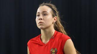 Эвелина Ласкевич. Фото из архива