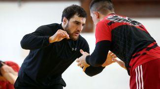 Али Шабанов. Фото из архива