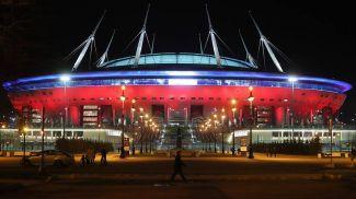 "Стадион ""Санкт-Петербург"". Фото ТАСС"