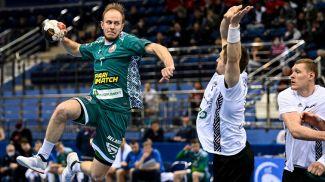 Белорусские гандболисты победили команду Латвии в заключительном матче квалификации ЧЕ