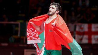 Магомедхабиб Кадимагомедов. Фото United World Wrestling