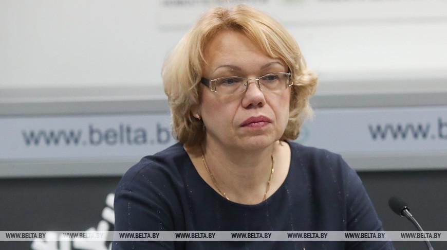 Элла Селицкая переизбрана на пост председателя Белорусской федерации плавания