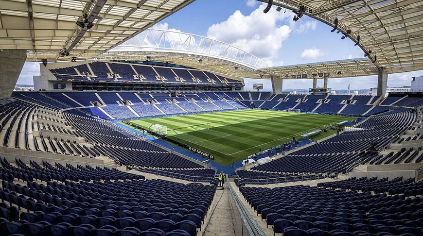 Стадион в Порту. Фото  AP