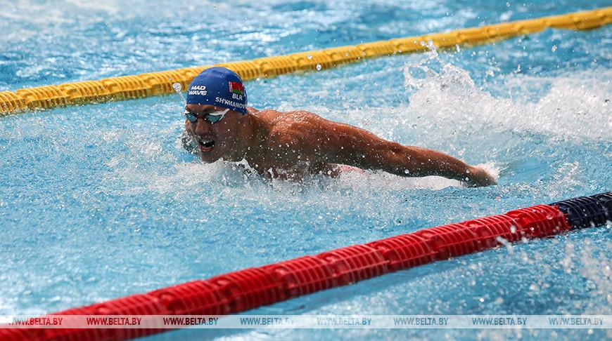 Илья Шиманович занял четвертое место в финале ЧЕ на дистанции 100 м брассом