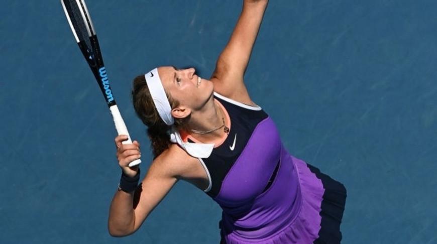 Виктория Азаренко вышла в 1/8 финала открытого чемпионата Франции по теннису