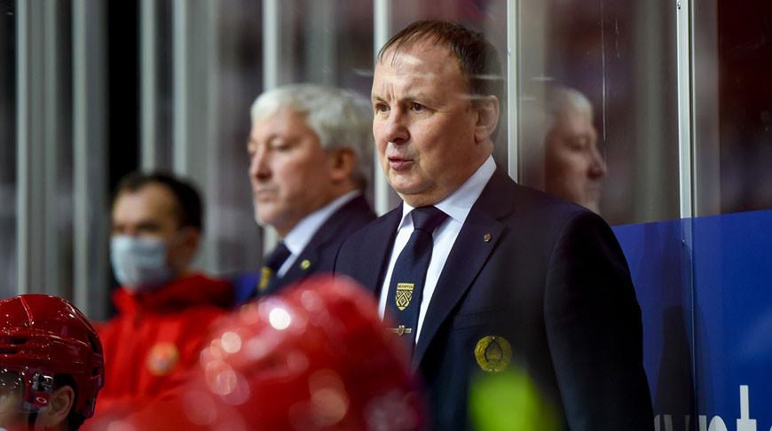 Михаил Захаров. Фото Федерации хоккея