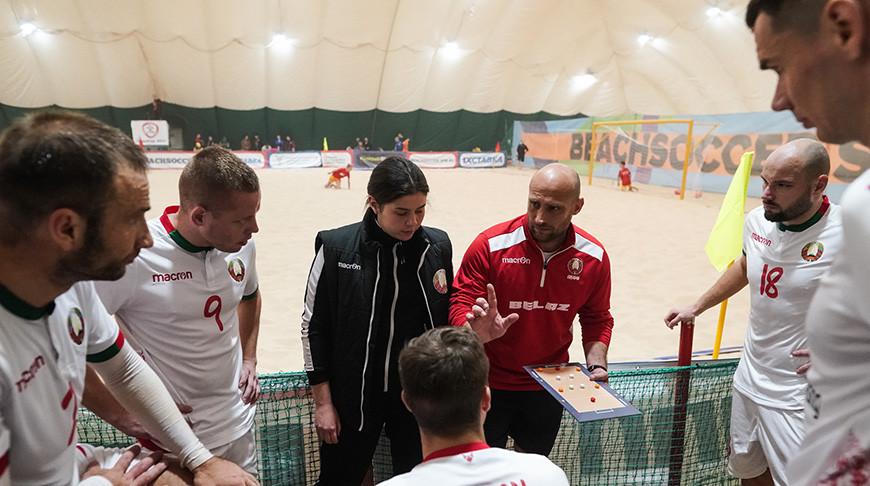 Сборная Беларуси по пляжному футболу узнала соперников в Евролиге и квалификации ЧМ