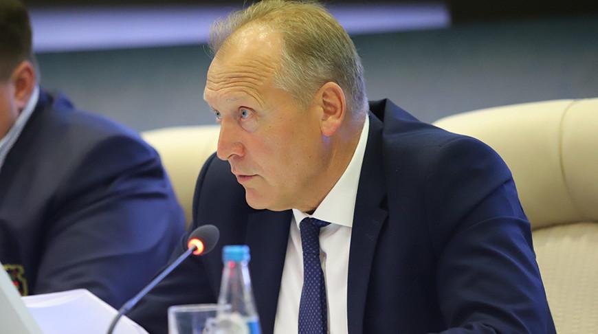 Владимир Ващенко. Фото Белорусской федерации волейбола