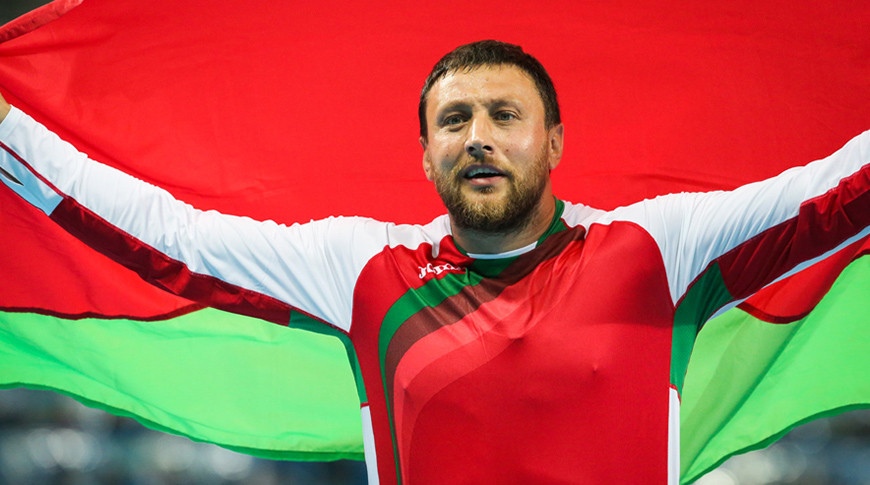 Фото из архива НОК Беларуси