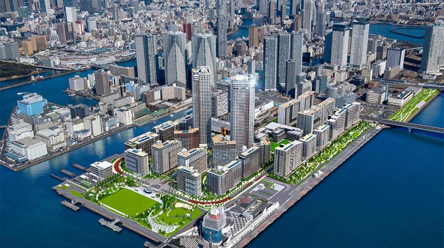 Олимпийская деревня открылась в Токио