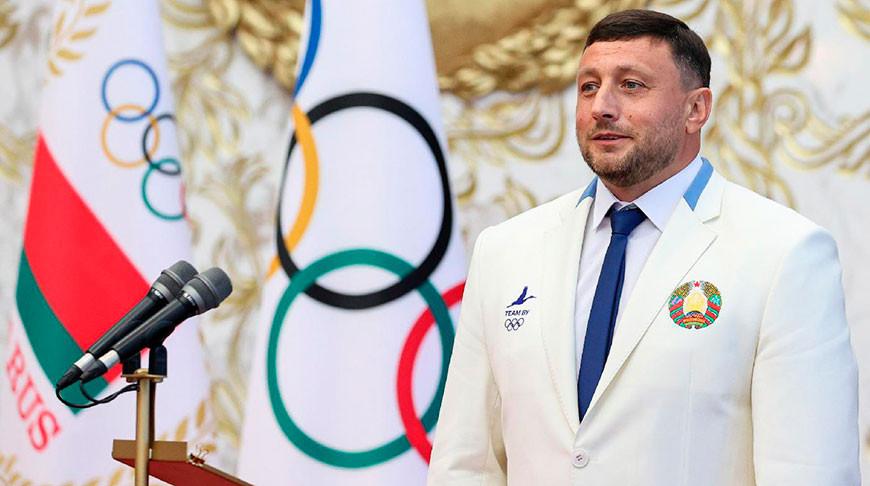 Иван Тихон. Фото НОК